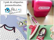 Etiquetas y pulseras Petit Fernand